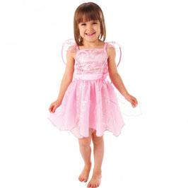 Pink Fairy Feenkostüm Kindergröße ca. 4-6 Jahre