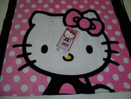 Handtuch 70 x 140cm Hello Kitty