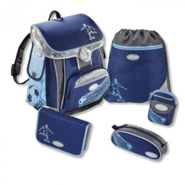 Sammies Schulranzen-Set Goal Kick 5-teilig by Samsonite