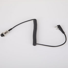 Funkgeräte Kabel für alle gängigen Funkgeräte ..