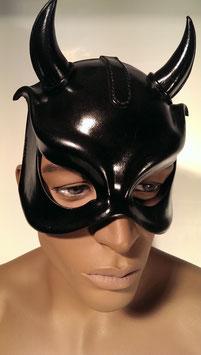 """Leder Maske """"Devil"""""""