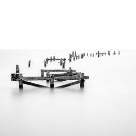 pier to nowhere | cornwall 2014 | b9589