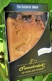 Edle Weinseife mit feinherber Schokolade
