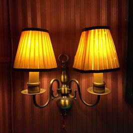 Gelbe Lampen