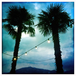 Abend im Strandbad, Gerra