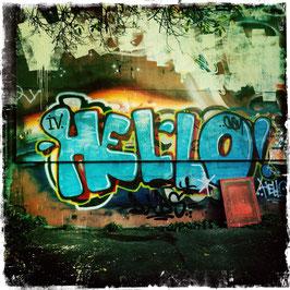 Graffiti Hello