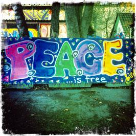 Graffiti Peace