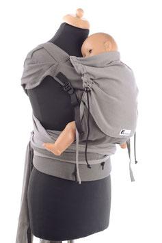 Huckepack Wrap Tai Toddler-grau (Standard)
