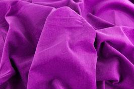 Babycord violett