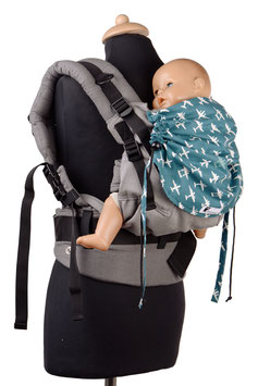 Huckepack Full Buckle Toddler-Flugzeuge