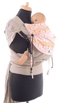 Huckepack Wrap Tai Toddler-Trees