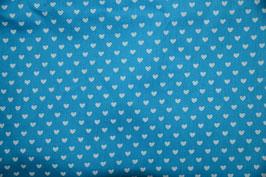 blaue Herzchen