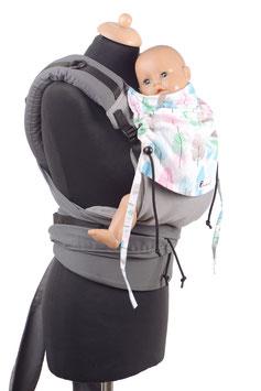 Huckepack Half Buckle Toddler - Federn