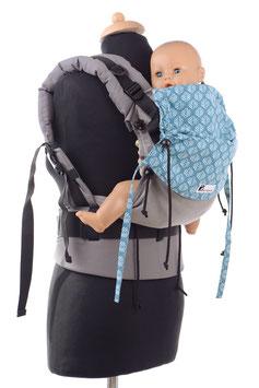 Testtrage Huckepack Full Buckle Baby