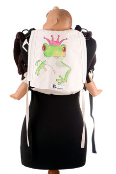 Huckepack Onbuhimo Medium-frog (handpainted)
