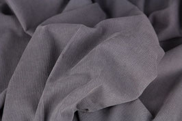 Babycord grau