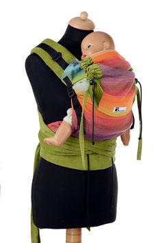 Huckepack Half Buckle Medium-Girasol Boy&Girl /kiwi