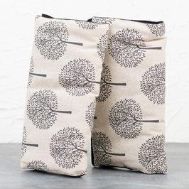 Huckepack Gurtschoner - helle Bäume