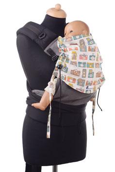 Huckepack Half Buckle Toddler-Kameras