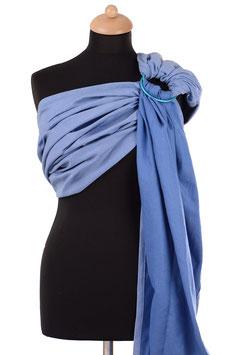 Huckepack Sling-grey blue/blue