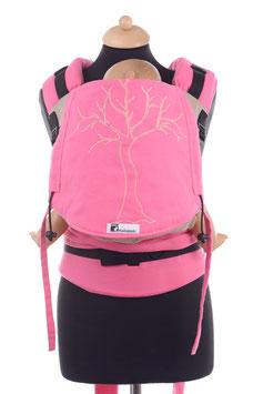 Huckepack Half Buckle Toddler-Lebensbaum  (Unikat)