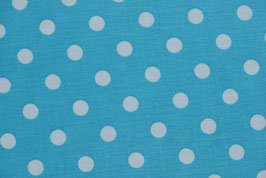 Punkte hellblau