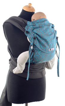 Huckepack Half Buckle Baby - Tendril