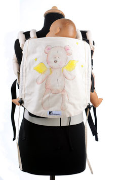 Huckepack Full Buckle Toddler-Bear (hand painted), Girasol Sandrose