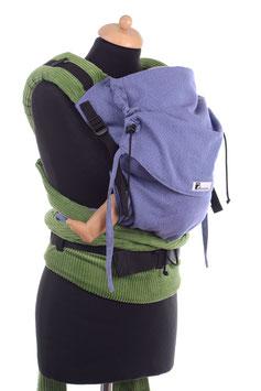 Huckepack Half Buckle Toddler-Girasol Lilac / kiwi Breitcord