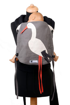 Huckepack Half Buckle Toddler-Stork