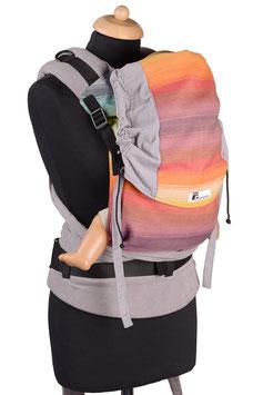 Huckepack Half Buckle Toddler-Boy&Girl/grau