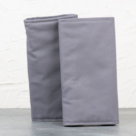 Huckepack Gurtschoner - grau