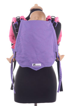 Huckepack Onbuhimo Toddler-purple/pink