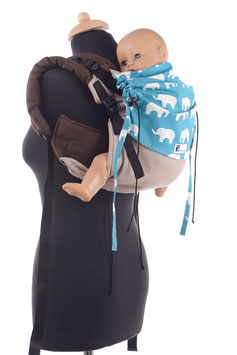 Huckepack Onbuhimo Toddler