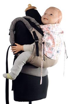 Huckepack Full Buckle Preschooler - Deers