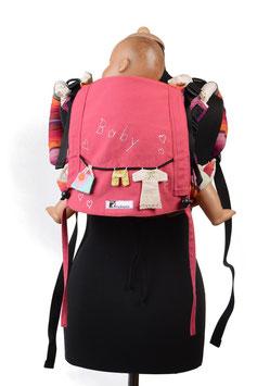 Huckepack Onbuhimo Medium-Baby  (Unikat)