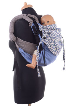 Huckepack Onbuhimo Toddler - Retro
