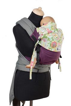 Mei Tai Medium -Babytrage im  Wunschdesign