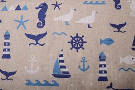 Seepferdchen,Möwen,Leuchttürme