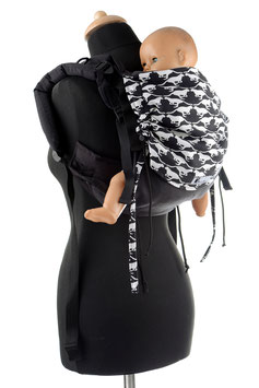 Huckepack Onbuhimo Toddler - Black Panther