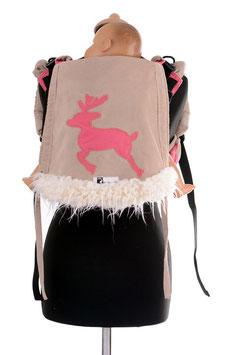 Huckepack Onbuhimo Toddler-Rendeer