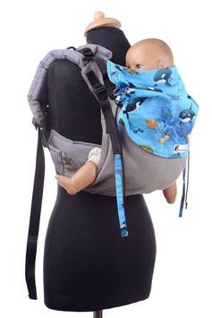 Onbuhimo Medium - Babytrage im Wunschdesign