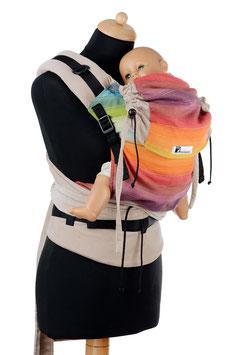 Huckepack Half Buckle Medium-Boy&Girl/natur