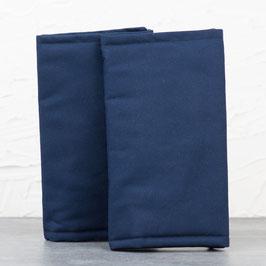 Huckepack Gurtschoner - dunkelblau