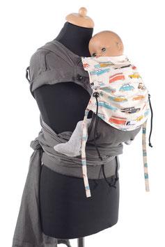 Huckepack Wrap Tai Baby-Oldtimers