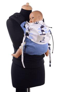 Half Buckle Baby -Babytrage im Wunschdesign