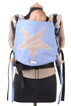 Huckepack Full Buckle Toddler-Star (application)