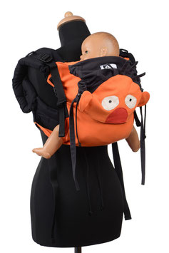 Huckepack Onbuhimo Medium-Kind