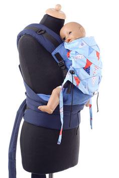 Huckepack Half Buckle Toddler-Wimpel