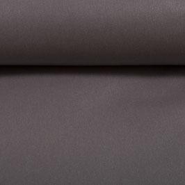 REGINA beschichteter Jersey, uni, grau Swafing (0,5 m)